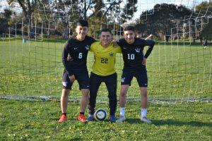Boys Soccer 2018-19