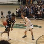 Warrensville Heights High School Boys Varsity Basketball falls to Medina High School 91-72