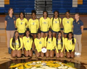 2017 Volleyball Team and Staff