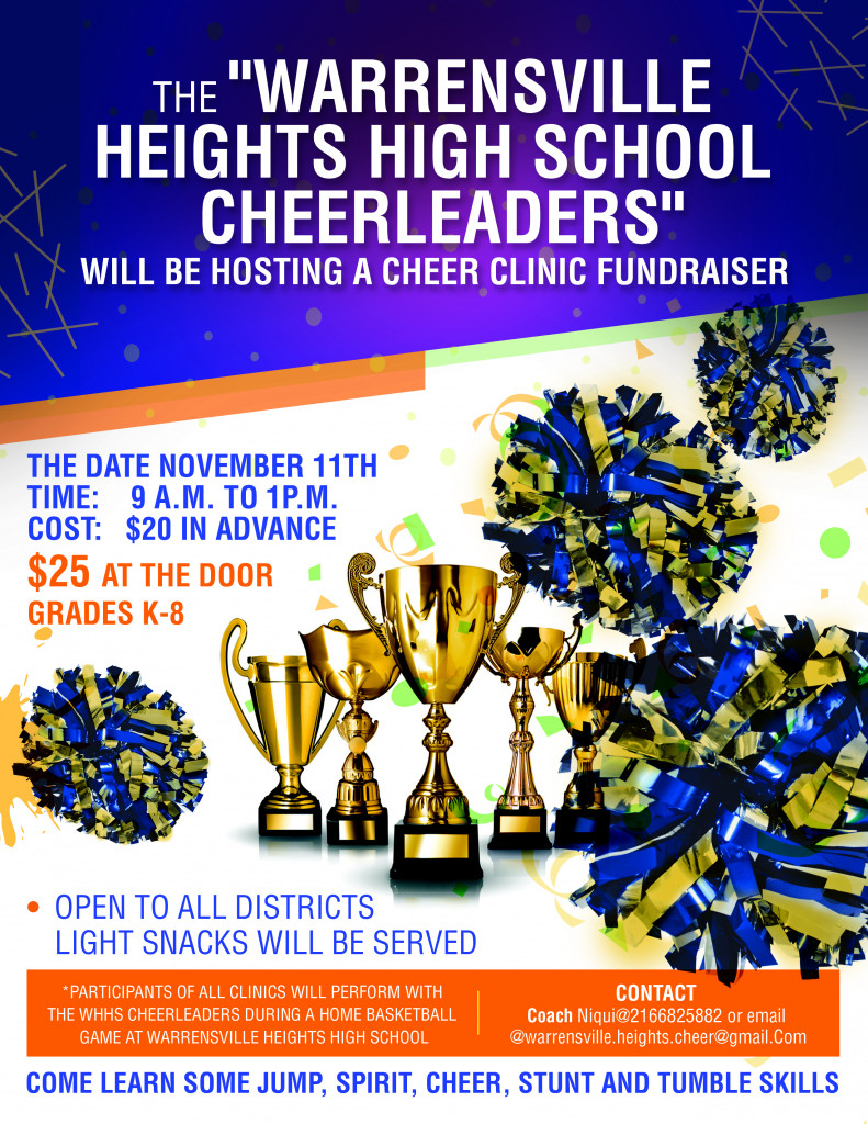 Warrensville Cheer Clinic