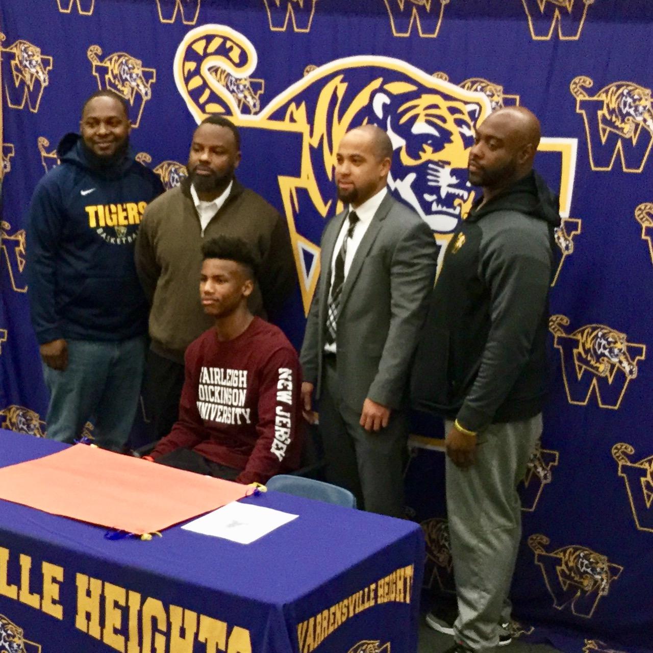 Brandon Rush Collegiate Signing