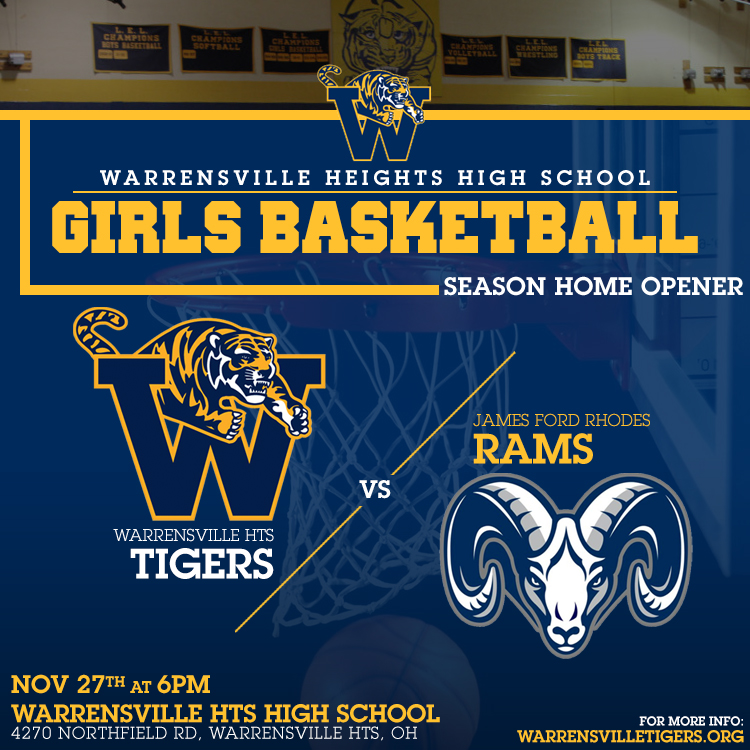 Lady Tigers Home Opener