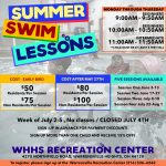 Summer Swim Lessons