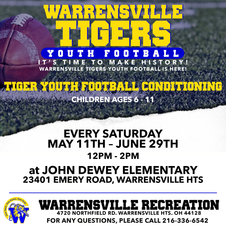 Tiger Youth Football