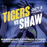 Lady Tigers Host Shaw TODAY!!!