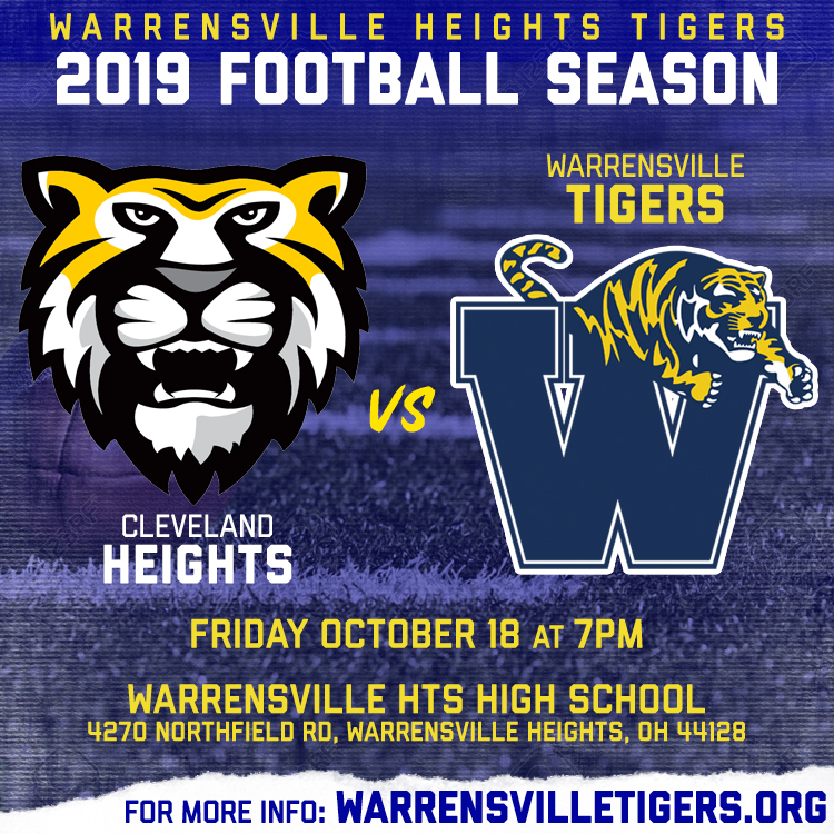 Battle of the Tigers TONIGHT!