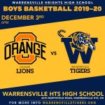 Boys Basketball Home Opener TONIGHT!