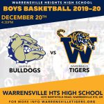 Tigers Look to Bounce Back vs. Garfield Heights!