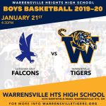 Tigers' Tough Schedule Continues As They Host #3 Lutheran East