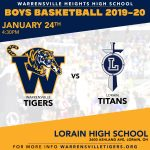 Tigers Face the Titans TODAY!