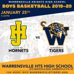 Tigers Host John Hay TONIGHT!
