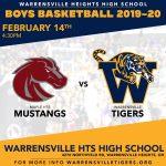 Tigers vs. Maple Heights TONIGHT!