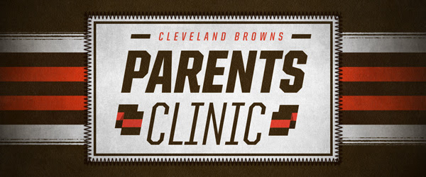 FREE Cleveland Browns Parents Clinic