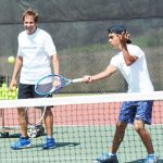 Perlmutter takes over reins of Petoskey boys' tennis program