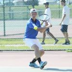 Petoskey tennis opens season with always tough Northmen Invite