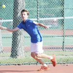 Petoskey tennis continues to gain experience against state's best