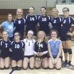 Petoskey JVs earn overall win in Sault JV Tourney