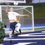 Petoskey holds off Alpena, 2-1, rematch with Titans up next