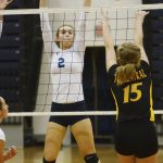 Petoskey blocks out T.C. Central in three sets