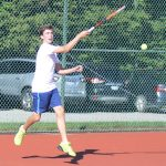 Petoskey takes second in BNC, Hartson and Daniel win doubles title