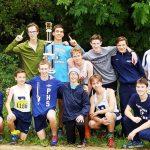 Petoskey boys bring home first invite win of season