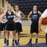 PHOTOS: Petoskey Girls B-Ball First Practice
