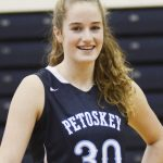 Petoskey girls finally take to court, exit Cadillac with 39-37 win