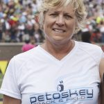 Petoskey News Review features Coach Karen Starkey