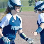 Petoskey softball sweeps Gaylord