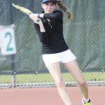 Petoskey tennis drops Cadillac, 7-1, Prom Quad up next