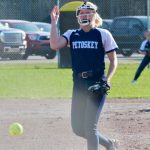 Williams delivers no-hitter, Petoskey sweeps T.C. West