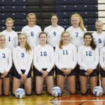 Petoskey volleyball focused on finishing, moving past season finale