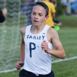 Petoskey boys, girls each place fourth in first BNC race