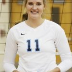Petoskey comes through in the clutch, drop Trojans in five sets