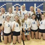 Petoskey sweeps through Kalkaska hosted tourney for another title