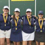Area golf teams cap regular season