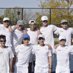 Petoskey tennis closes with top 10 state finals finish