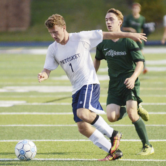Petoskey places seven on All-BNC soccer teams