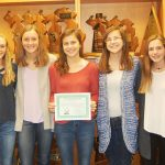 Petoskey's girls cross country team earns academic all-state