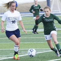 Tough second half gives Petoskey loss against TC West