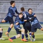 Northmen claim fourth straight district title, add another shootout