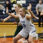 Petoskey girls working to find chemistry early for young team