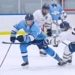 Northmen enter break with a win at Cadillac, 5-2