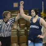 Petoskey wrestling goes unbeaten at hosted tri-meet