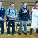 Petoskey's Rippin Vining punches ticket to individual state finals