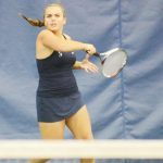 Petoskey tennis challenged in Port Huron, caps weekend with win