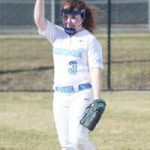 Petoskey softball adds two more win against gritty Rudyard team