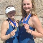 Petoskey tennis places second in Mason quad, three flight champions