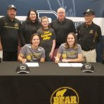 Sears Sisters Sign to Play Softball with Mott CC.