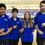 Petoskey boys bowling takes runner-up BNC finish in opener
